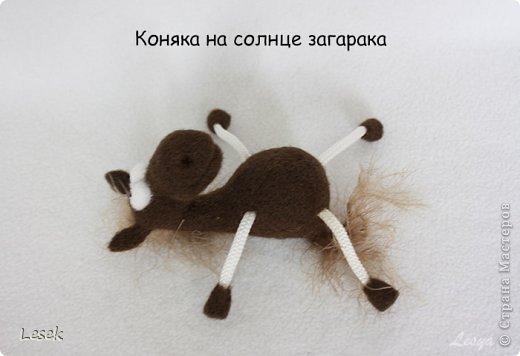 Только мы с конём по полю идём...))) фото 4