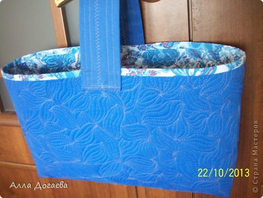 Вот такая корзиночка у меня вышла для разных мелочей по рукоделию фото 2