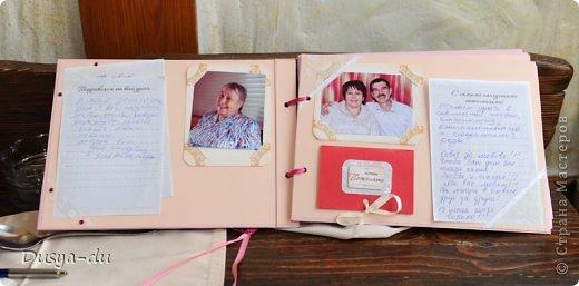 Книга для пожеланий! В книге фото гостей и место для пожеланий, которые гости пишут прямо во время празднования долго искала нечто похожее - не нашла нигде. Поэтому моя книжка можно сказать уникальна.   фото 6