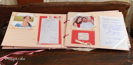Книга для пожеланий! В книге фото гостей и место для пожеланий, которые гости пишут прямо во время празднования долго искала нечто похожее - не нашла нигде. Поэтому моя книжка можно сказать уникальна.   фото 8