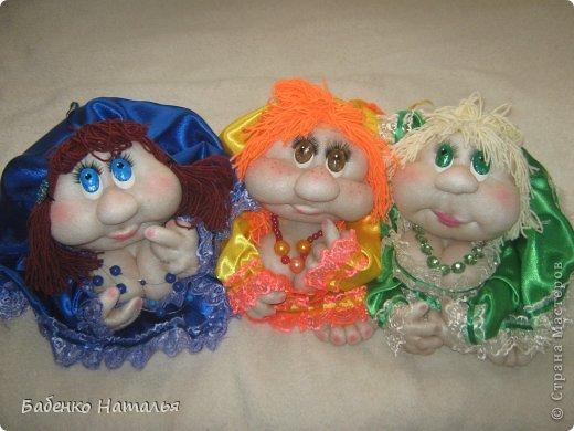 Приветствую всех,я сегодня с куклами.