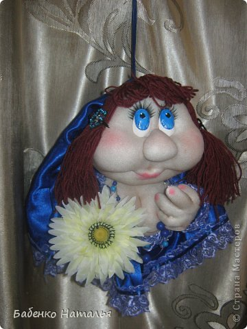 Приветствую всех,я сегодня с куклами. фото 10