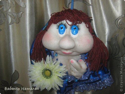 Приветствую всех,я сегодня с куклами. фото 9