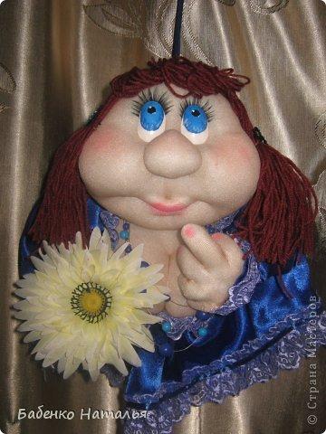 Приветствую всех,я сегодня с куклами. фото 8