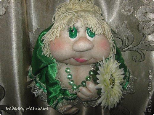 Приветствую всех,я сегодня с куклами. фото 6