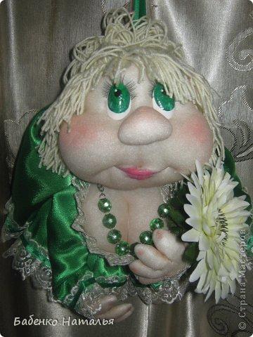 Приветствую всех,я сегодня с куклами. фото 5