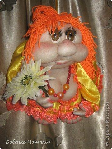 Приветствую всех,я сегодня с куклами. фото 4