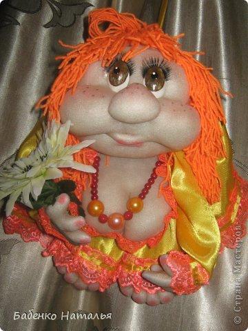 Приветствую всех,я сегодня с куклами. фото 3