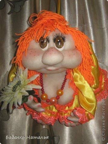 Приветствую всех,я сегодня с куклами. фото 2