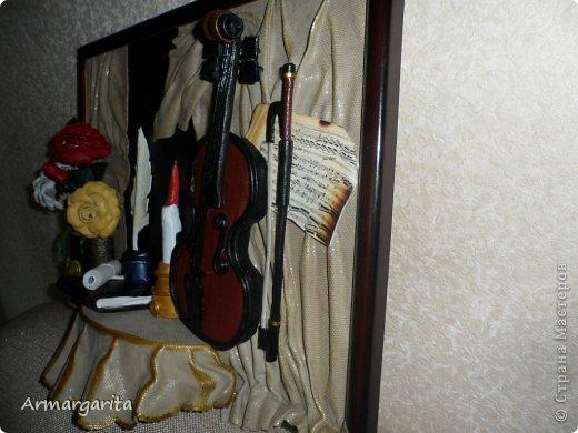 Моя первая работа со скрипкой! фото 2