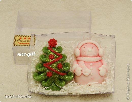 Дед Мороз с внучкой фото 10