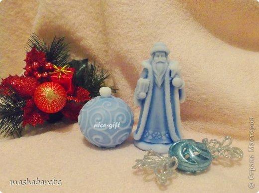 Дед Мороз с внучкой фото 4
