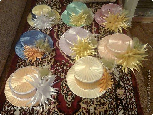 я работаю в детском саду и воспитанники будут в таких шляпках.так мы встретим бал хризантем... фото 1