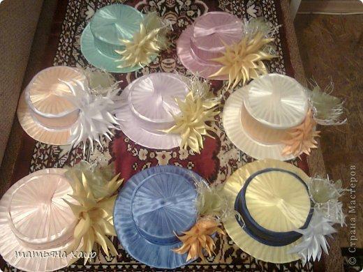 я работаю в детском саду и воспитанники будут в таких шляпках.так мы встретим бал хризантем... фото 10