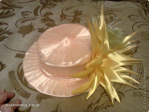 я работаю в детском саду и воспитанники будут в таких шляпках.так мы встретим бал хризантем... фото 2