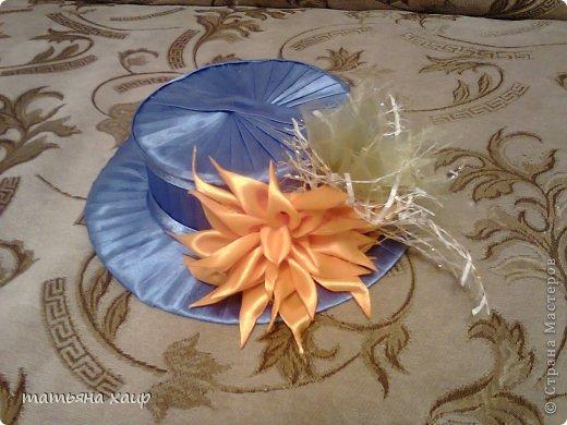 я работаю в детском саду и воспитанники будут в таких шляпках.так мы встретим бал хризантем... фото 3