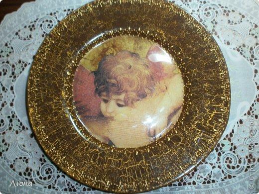 Тарелки с ангелами фото 4