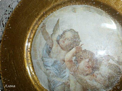 Тарелки с ангелами фото 8