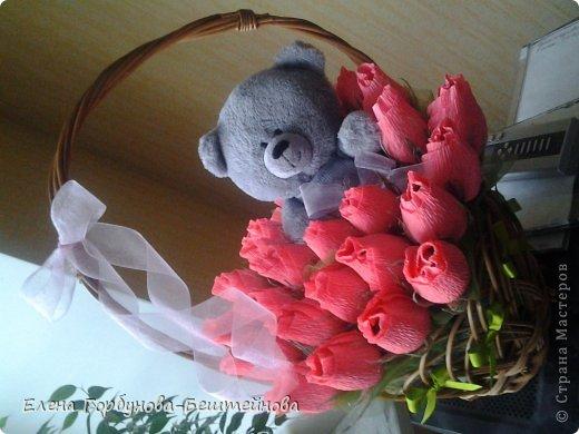 Розовые розы на 12 летие фото 2