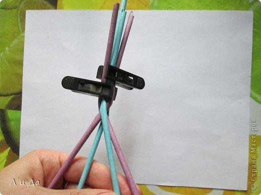 Добрый день всем Мастерам.Сегодня хочу показать,как сделать такую ручку для корзинки. фото 9