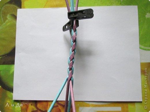 Добрый день всем Мастерам.Сегодня хочу показать,как сделать такую ручку для корзинки. фото 15