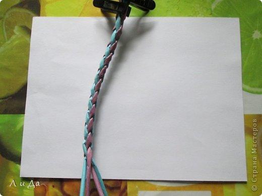 Добрый день всем Мастерам.Сегодня хочу показать,как сделать такую ручку для корзинки. фото 16