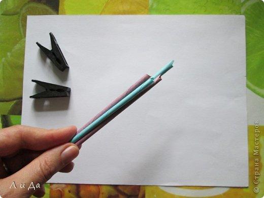 Добрый день всем Мастерам.Сегодня хочу показать,как сделать такую ручку для корзинки. фото 3