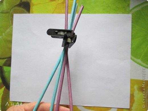 Добрый день всем Мастерам.Сегодня хочу показать,как сделать такую ручку для корзинки. фото 6