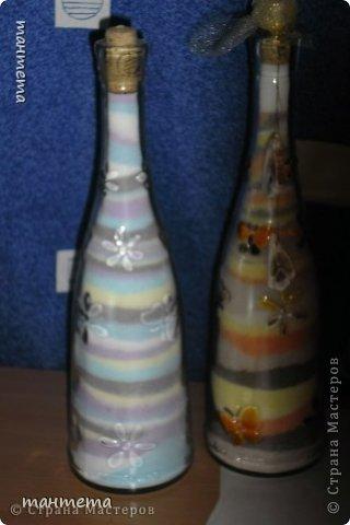бутылочк из соли фото 1