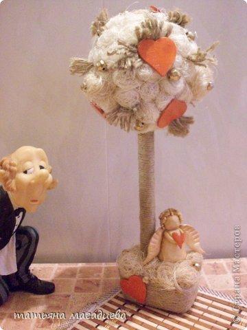 Побывала я на вебинаре с Юлей Глуховой. От впечатлений  от встречи и с помощью её МК сотворились у меня такие ангелочки с сердечками. фото 2