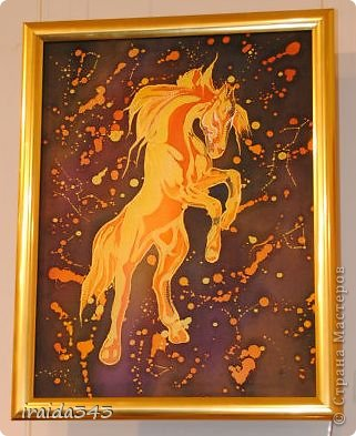 Ежегодно у нас в городе проходит конкурс ДПИ. В этом году он был посвящен образу коня. На кануне года Лошади, решила показать разнообразие техник, с помощью которых можно выполнить символ будущего года. фото 16