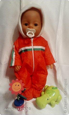 Одежда для кукол BABY BORN.Подходит для кукол-пупсов ростом 40-43см.Вся одежда выполнена вручную из натуральных качественных тканей!!!Каждая девочка будет рада такому подарку! фото 36