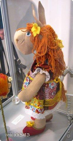Ежегодно у нас в городе проходит конкурс ДПИ. В этом году он был посвящен образу коня. На кануне года Лошади, решила показать разнообразие техник, с помощью которых можно выполнить символ будущего года. фото 28