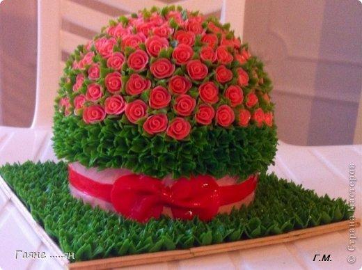 розы из пластилина фото 1