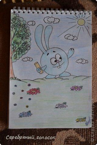 Совсем не художник) Рисовать училась в школе на уроках, сейчас рисую для себя, ну и чтобы было, что ребятам на уроке показать) Пройдемся по мультяшкам))) Джерри Маус фото 15