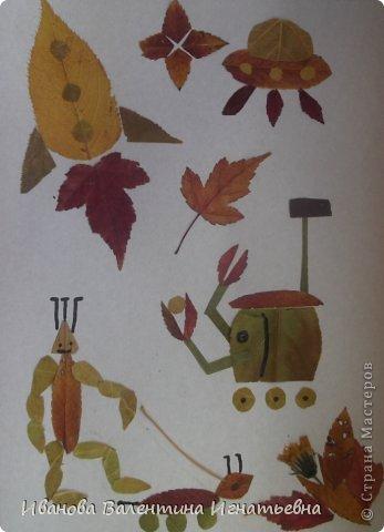 Аппликацию выполнил ученик 2 класса Храмцов Илья. Выполнена из природных материалов и крупы. фото 2