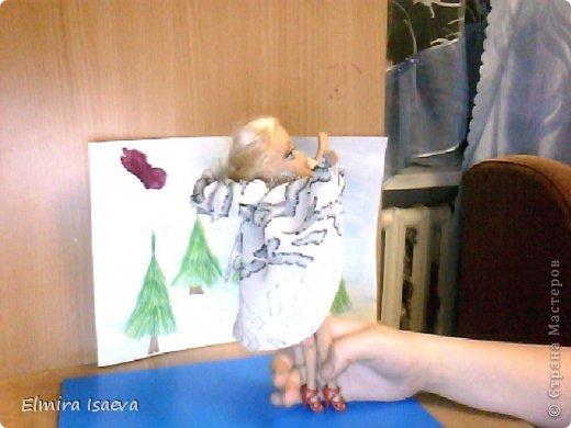 Вот мои куколки  1)Снежная королева 2)Её подруга королева лета которая приехала из жаркой пустыни к своей сестре на Новый год фото 3