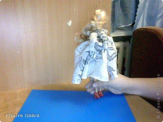 Вот мои куколки  1)Снежная королева 2)Её подруга королева лета которая приехала из жаркой пустыни к своей сестре на Новый год фото 4