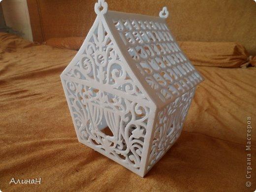 Как сделать домик из потолочной плитки своими руками - Nastolnyje-nabory.ru