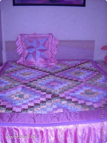 Одеяло и подушка своими руками