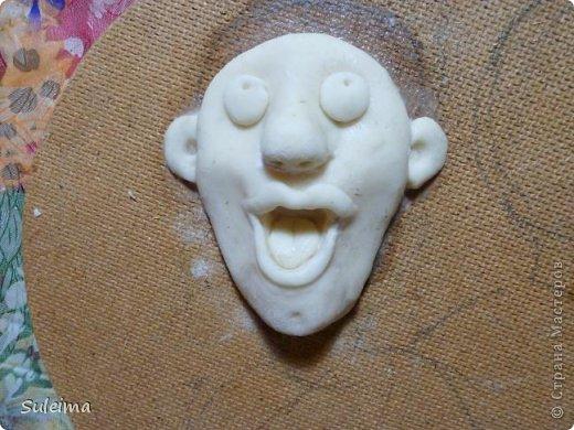 Мастер-класс Лепка Мы вам споем   соленое тесто  Тесто соленое фото 8