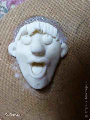 Мастер-класс Лепка Мы вам споем   соленое тесто  Тесто соленое фото 10