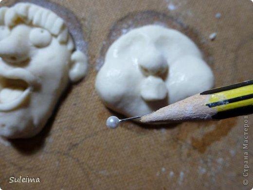 Мастер-класс Лепка Мы вам споем   соленое тесто  Тесто соленое фото 14