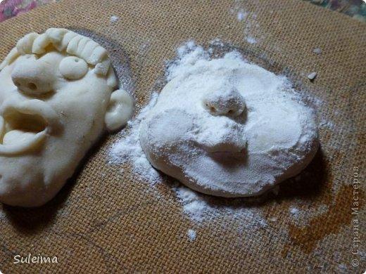 Мастер-класс Лепка Мы вам споем   соленое тесто  Тесто соленое фото 15