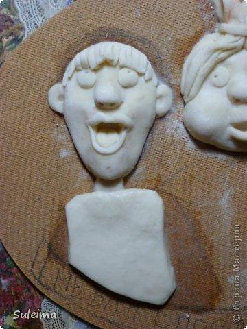 Мастер-класс Лепка Мы вам споем   соленое тесто  Тесто соленое фото 24