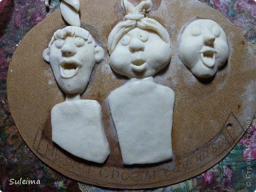 Мастер-класс Лепка Мы вам споем   соленое тесто  Тесто соленое фото 25