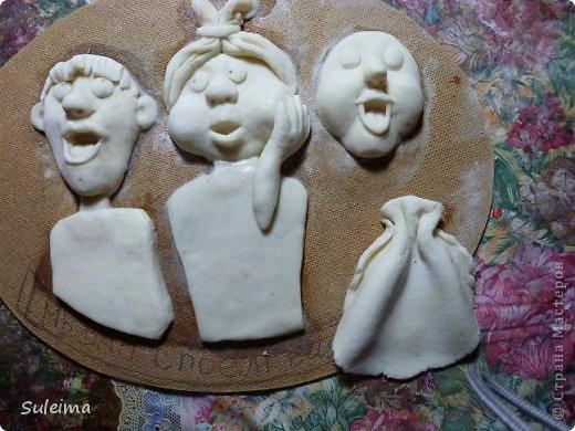 Мастер-класс Лепка Мы вам споем   соленое тесто  Тесто соленое фото 28