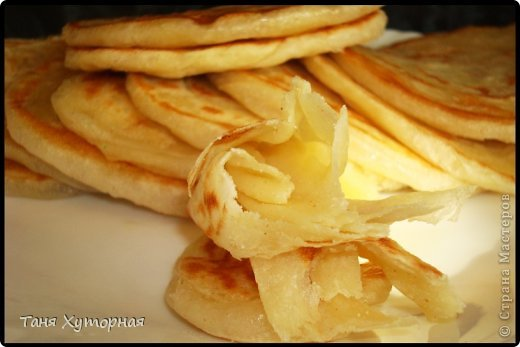 Кулинария Мастер-класс Рецепт кулинарный Марокканские витые блины Meloui Продукты пищевые фото 1