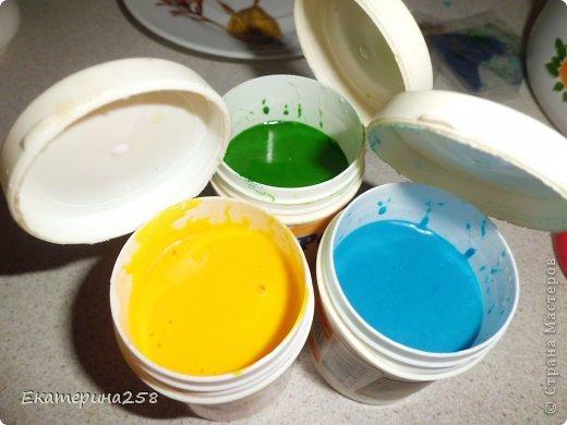 Пальчиковые краски своими руками рецепты