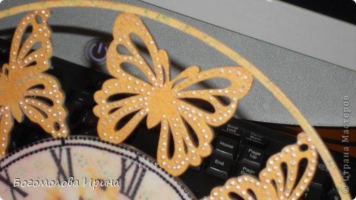 использована текстурная паста через трафарет фото 28